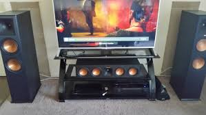 reference premiere hd wireless home reference premiere center channel speakers klipsch