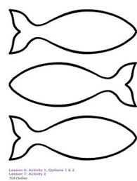 fish template go f i s h pinterest fish template