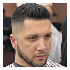 men medium length hairstyle medium length hairstyles for men with high skin fade with thick