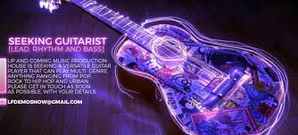 Seeking Genre Seeking Multi Genre Guitarist Musicians Artists Gumtree