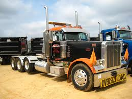 peterbilt trucks for sale 2004 peterbilt 379 tri axle truck tractor