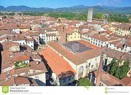 Lucca Italy Map by Lucca Italy Stock Photo Image 62026914