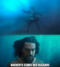 Aquaman Meme - aquaman and jamie lannister game of thrones know your meme