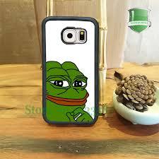 Meme Case - pepe the frog meme mobile phone cases for samsung s7 s7 edge s6 s6