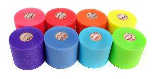 pre wrap headband mueller rainbow pack of sports pre wrap 8 colors 30