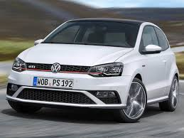 gti volkswagen 2014 polo gti gets extra punch