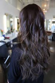 back of the hair long layers 25 cool layered long hair styles hairstyles haircuts 2016 2017