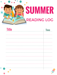 summer reading log template 28 images 301 moved permanently