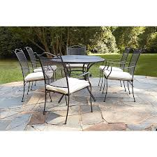 garden oasis s 7a28 steinbeck 7pc dining set limited