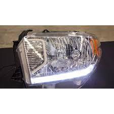 2016 toyota tundra fog light bulb diode dynamics dd2226 toyota tundra daytime running light switchback