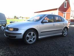 seat leon hatchback 2001 used vehicle nettiauto
