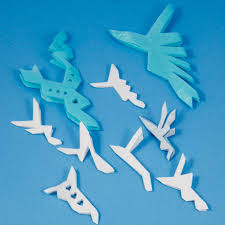 easy way to make paper snowflakes friday s crafts