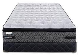 serta king size mattress serta naturally pure wool king size