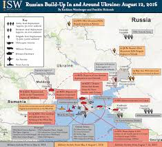 Map Ukraine This Map Shows The Alarming Russian Military Buildup Encircling