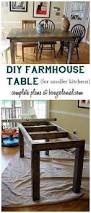 Farm Table Woodworking Plans by Diy Anthropologie Knockoff Farmhouse Table For Only 65 Using