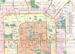 Beijing Map Maps Of Beijing Beijing Real Estate