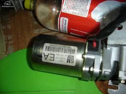 vand motoras servo calculator senzor eps corsa c