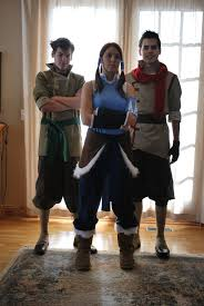 avatar the last airbender halloween costumes the legend of korra cosplay so cool cosplay done right