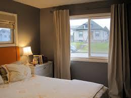 bedroom interior ideas romantic red velvet cotton large curtain