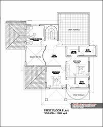 floor plans 1000 sq ft floor house plan 1000 sq ft kerala home design and model plans