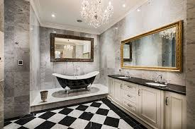 Black White And Gray Bathroom Ideas - dark indulgence 18 black bathtubs for a stylish dashing bathroom