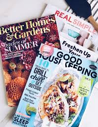6 must try recipes from my favorite home magazines august