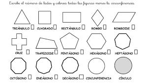 figuras geometricas todas poster y actividades para trabajar las figuras geométricas planas3