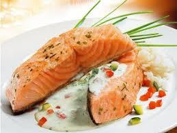 cuisiner le saumon frais recette tranches de saumon frais maison oswald