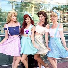 Halloween Costume Ideas With Friends Best 25 Princess Costumes Ideas On Pinterest Disney Princess