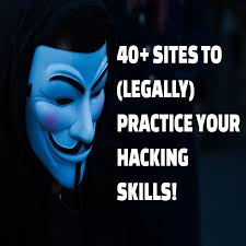 40 intentionally vulnerable websites to legally practice your