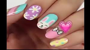 easter nail designs 2017 youtube