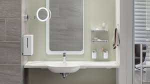 hewi system solutions for bathrooms and sanitary rooms