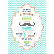 mustache birthday invitations u2013 gangcraft net