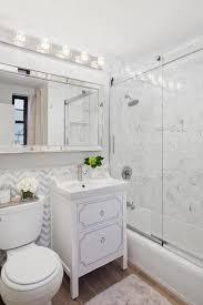 vanity bathroom mirror long beveled bathroom mirror over sink and toilet transitional