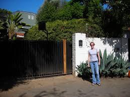 marilyn monroe u0027s former home iamnotastalker u0027s weblog