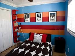 Teen Boys Bedroom Ideas by Captivating 40 Boys Bedroom Paint Ideas Stripes Design Ideas Of