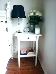 ikea end tables bedroom white side table bedroom tarowing club
