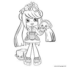 shopkins coloring pages videos cute coloring pages for girls 7 to 8 shopkins videos the art jinni