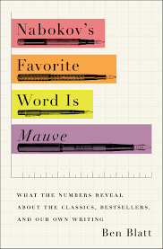nabokov u0027s favorite word is mauve book by ben blatt official