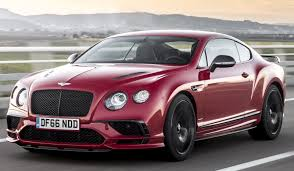 bentley 2017 bentley continental supersports overview cargurus