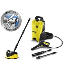 T Racer Patio Cleaner by Karcher K 3 200 Pressure Washer U0026 T250 T Racer New Compact Robust
