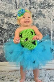 Pebbles Halloween Costume Toddler Pebbles Costume Pebbles Tutu Dress Pebbles Glittermebaby