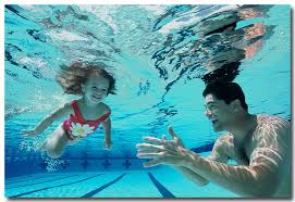teach your toddlers how to swim