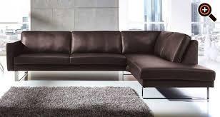 sofa leder braun modernes sofa designer fürs wohnzimmer aus leder schwarz