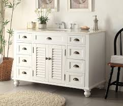 smart white cottage style vanity adelina inch antique white sink Cottage Style Vanity