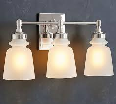 benchwright triple sconce pottery barn