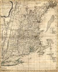 Blank Map Of The 13 Colonies by New England Colonies Map My Blog
