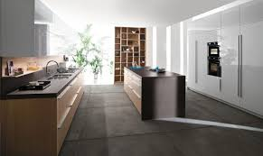 kitchen floor tile pictures stainless steel microwave grey marble