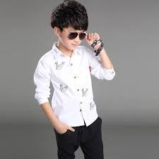 aliexpress com buy shirts for boys autumn cotton casual children