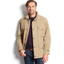 barbour sapper jacket in natural for men lyst